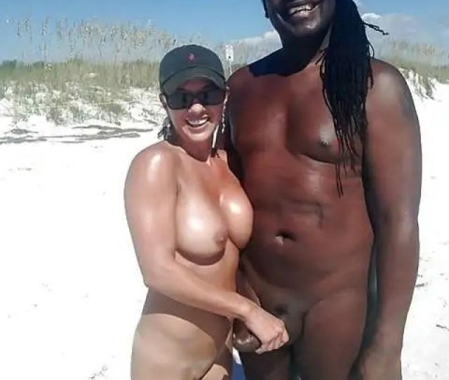 Bi Racial Vacation Cuckold Beach Caps
