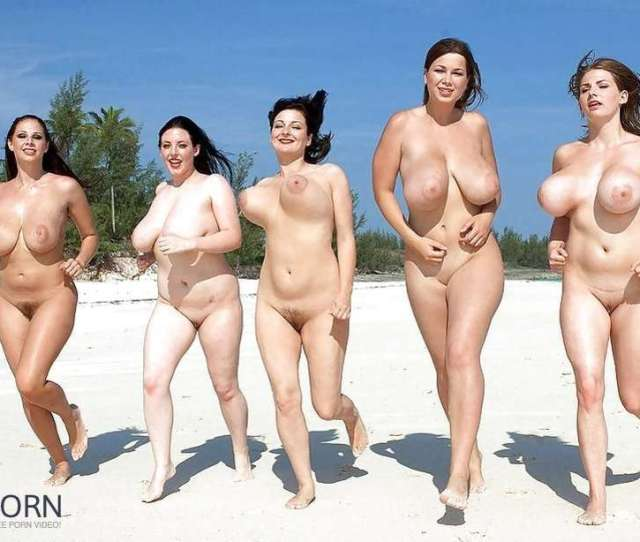 Groups Of Naked Women