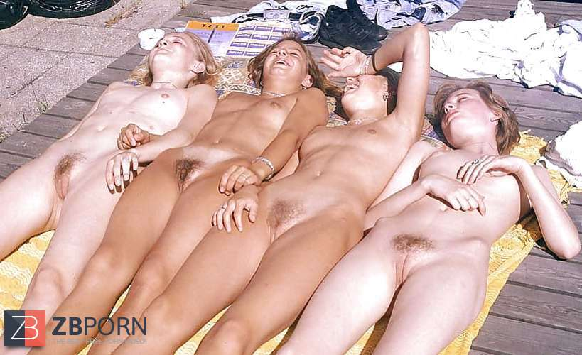 Group of women large nude Any Group