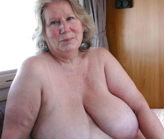 Gigantic Boob Grannies