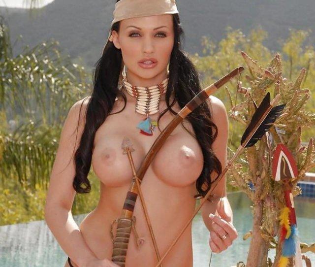 American Indian Princess Aletta Ocean