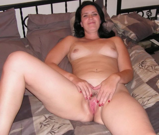 South African Milf Wife Naked