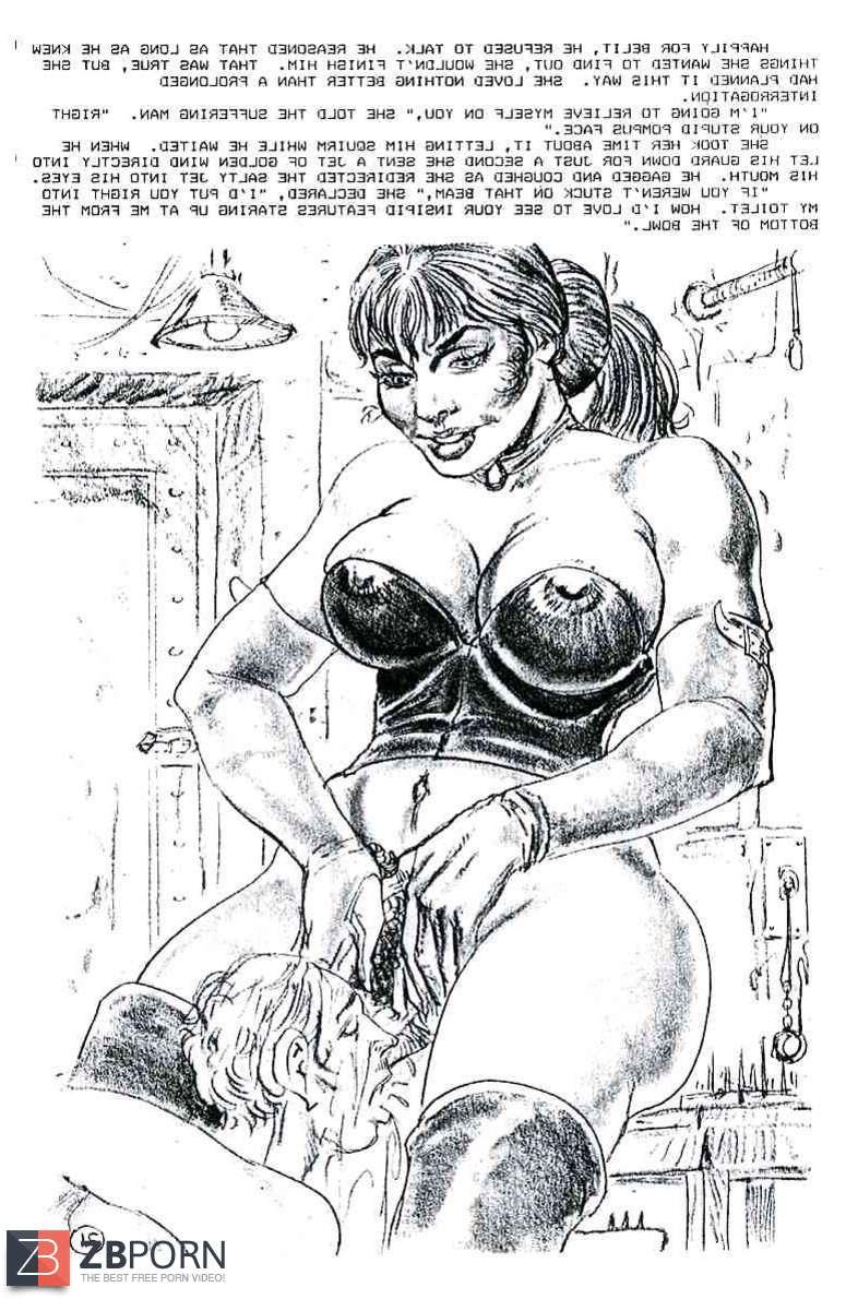 Art femdom spanking Spanking Stories