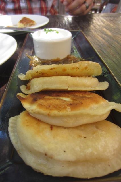 Delicious Pierogis