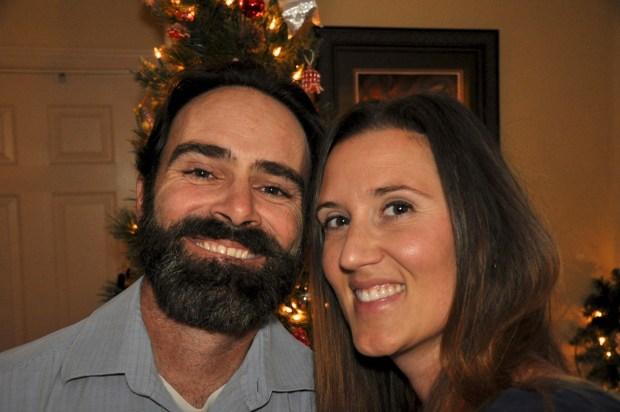 Momma and Daddy (aka Gwendolyn and Gil)