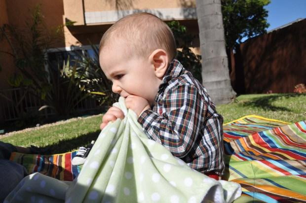 I love to chew...chew, chew, chew!