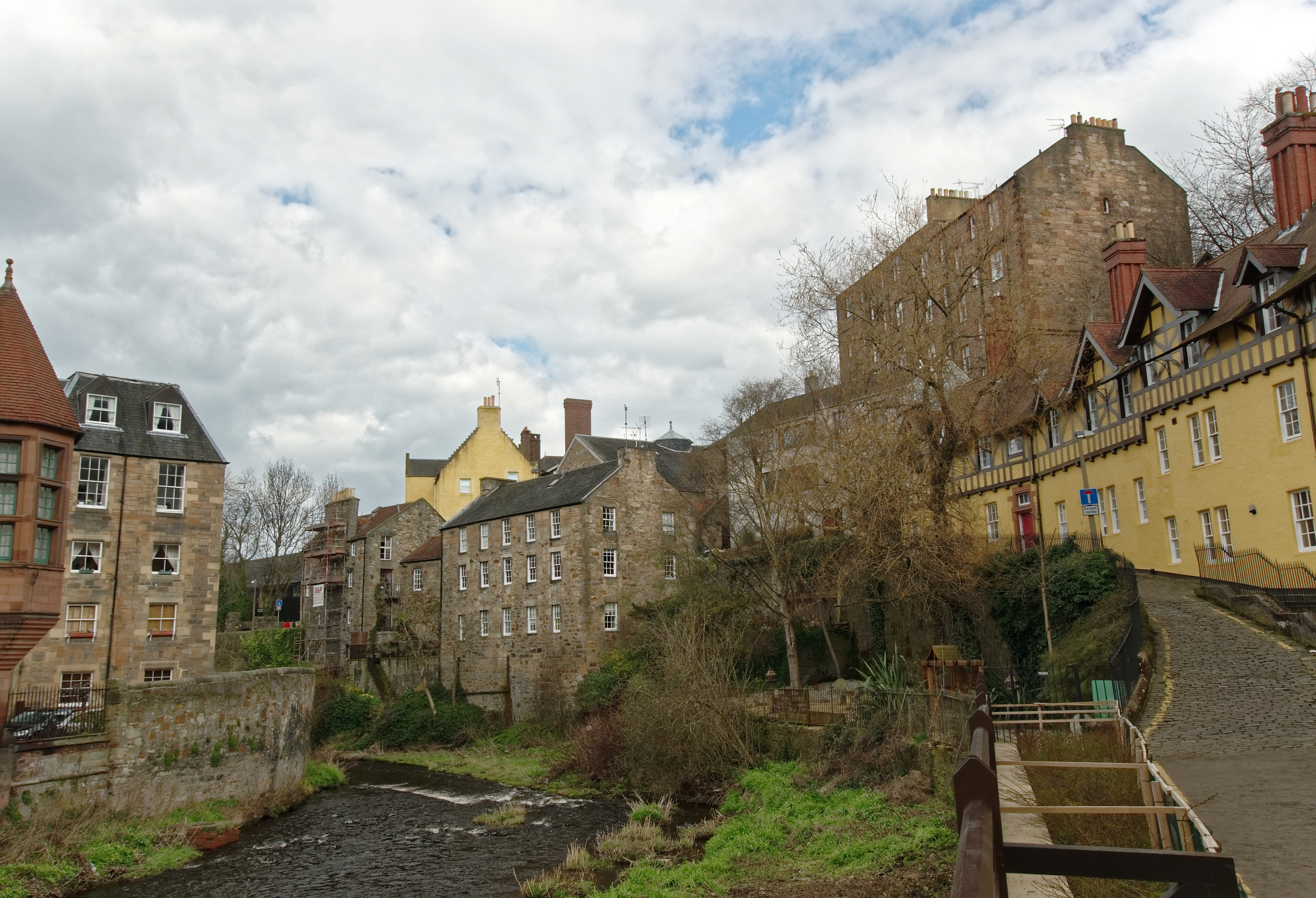 Dean Village Water of Leith