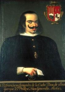Albuquerque Historical Society - Francisco Fernandez de la Cueva
