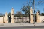 Historic Fairview Front Entrance (DeTulio built)