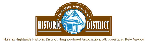 Hunning Highland Historic District logo