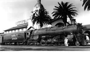 2926 in San Diego c.1949 (photo courtesy Stan Kistler)