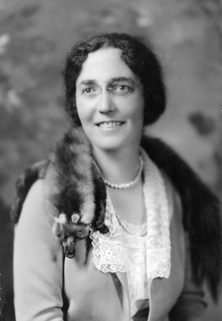 Albuquerque Historical Society - Nina Otero Warren