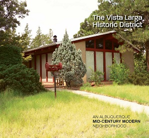 Cover of the Vista Larga Booklet