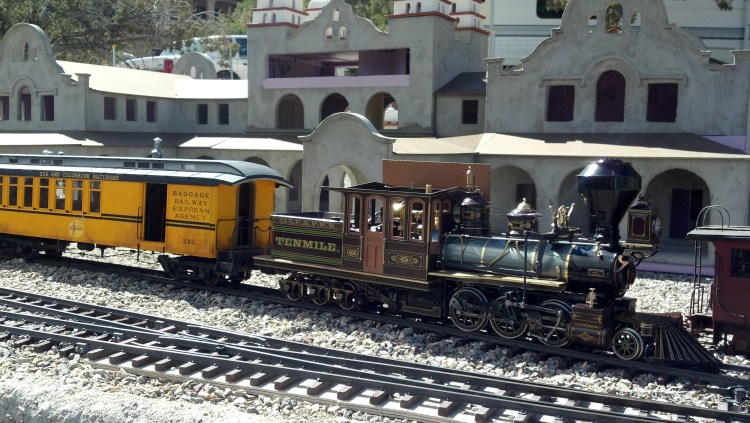 New Mexico Live Steamers