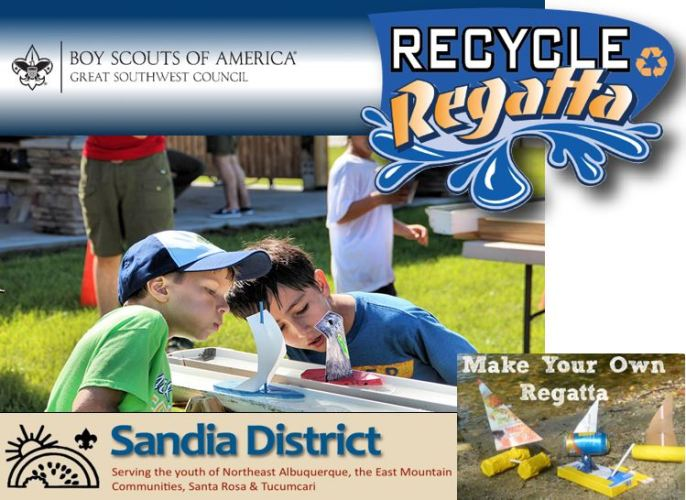 Sandia District - Recycle Regatta