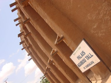 Palais Aguibou Tall