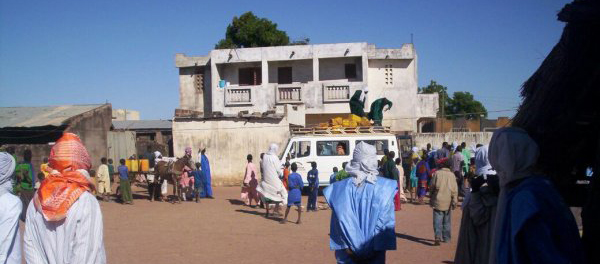 FASS GOUNASS : La cité Universitaire