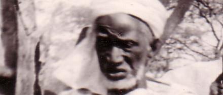 Amadou Anta Samb, Moukhaddam de Seydi Hadji Malick Sy (RTA)