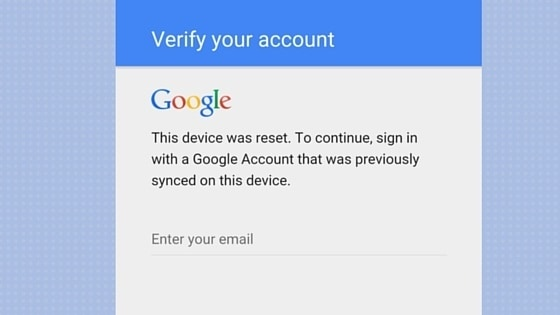 How to bypass Factory Reset Protection (FRP) 2016 on all android devices (Easy method)