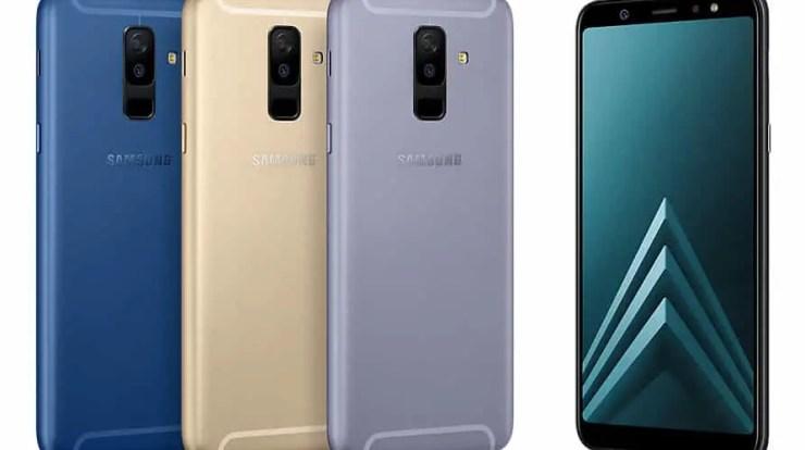 Samsung Galaxy A6+ (2018) Combination file - AlbViral