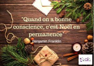 Le mot du jour : Joyeux Noël