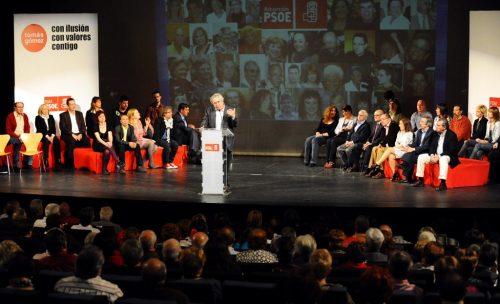 Enrique Cascallana, exalcalde socialista de Alcorcón
