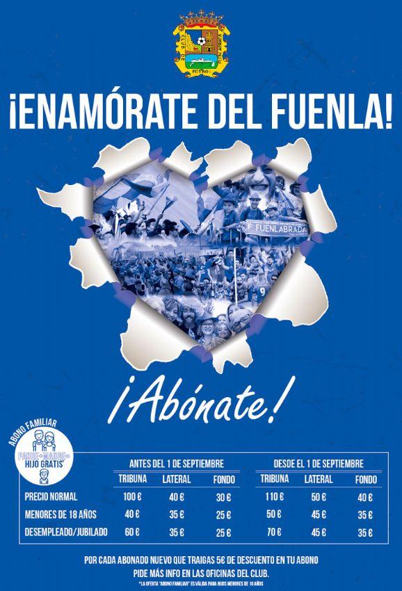 Abonos CF Fuenlabarda