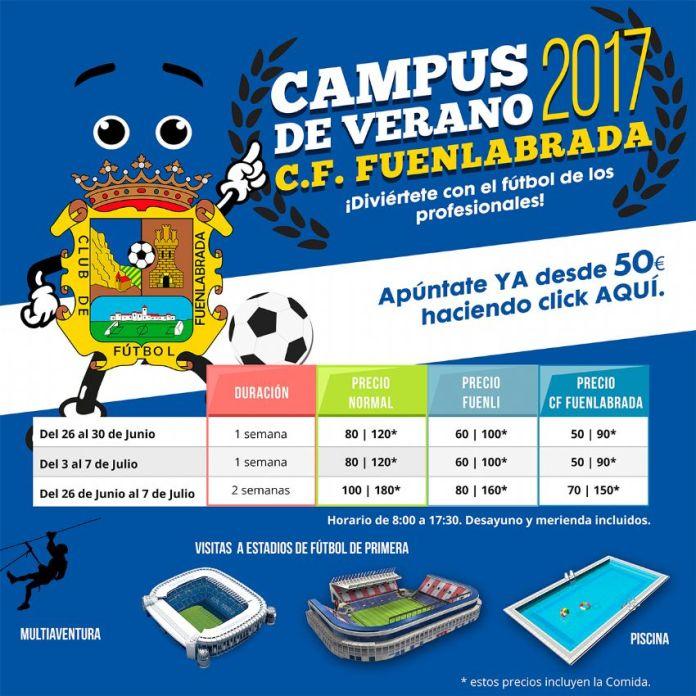 Campus CF Fuenlabrada