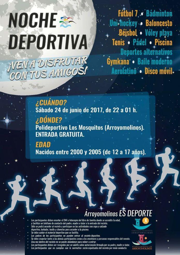 Noche Deportiva