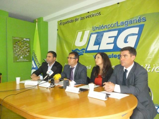 ULEG Leganes