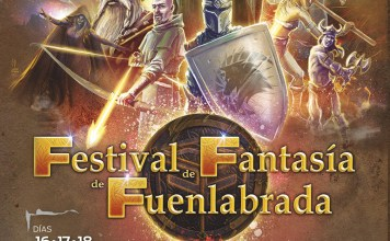 cartel festival fantasia fuenlabrada