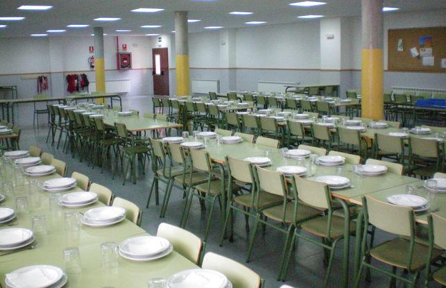 La Comunidad financiará con 800.000 euros las becas comedor de las ...