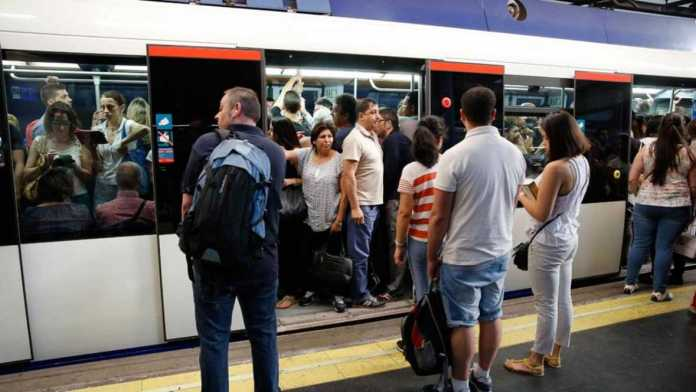 huelgas metro