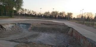 skatepark Pinto