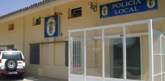 Griñón Policia Local multas