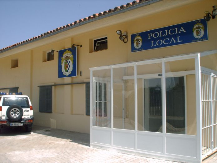 Griñón Policia Local multas