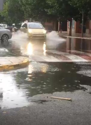 HUMANES Poigono Inundaciones