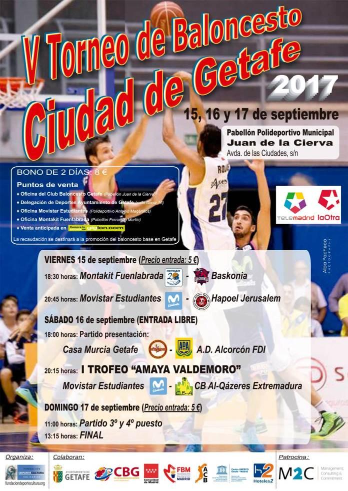 V Torneo Ciudad de Getafe