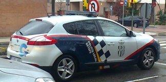 policia local getafe