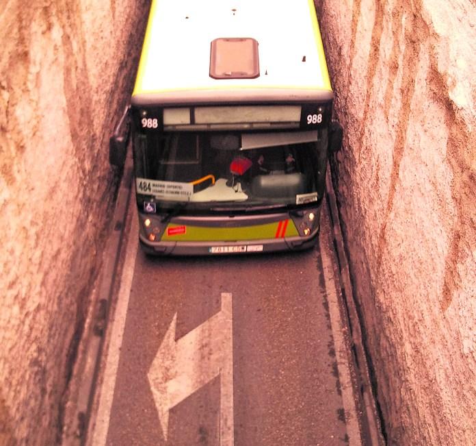 mejoras autobuses