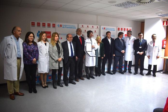 ampliacion urgencias hospital fuenlabrada
