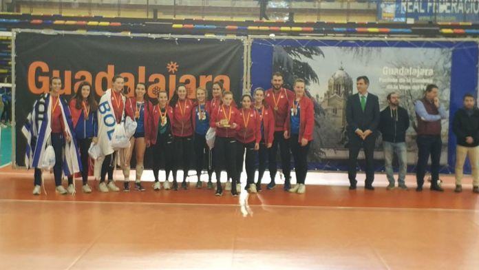Cadete Voleibol Leganés