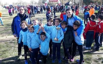 Atletismo Arroyomolinos