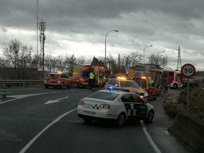 accidente 28 febrero perales del rio