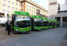Autobuses Leganés