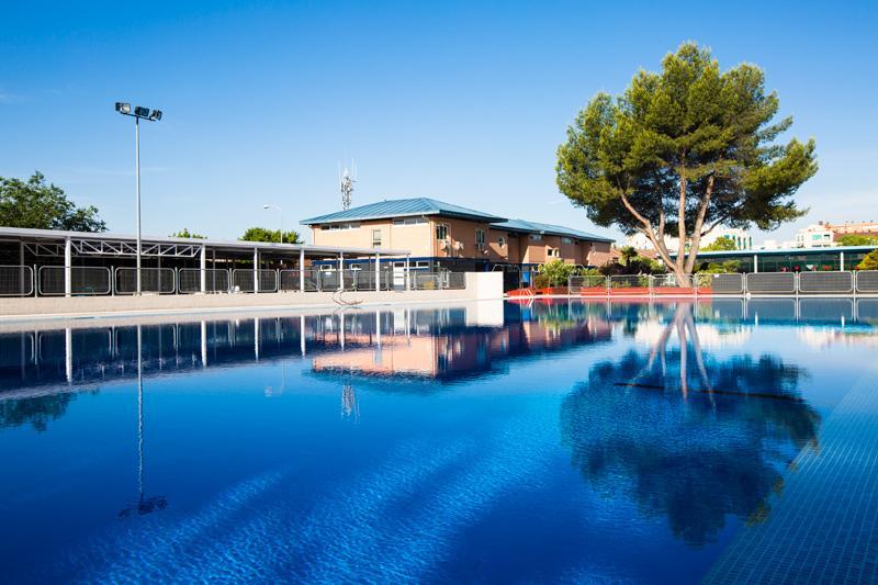 la piscina de pinto abre del 22 de junio hasta el 9 de
