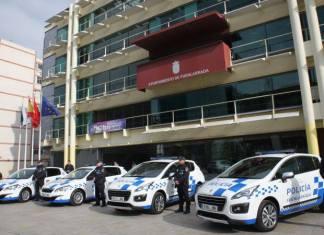 policia local de fuenlabrada
