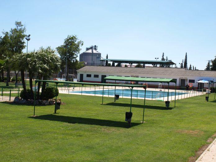 piscina municipal de Moraleja de Enmedio