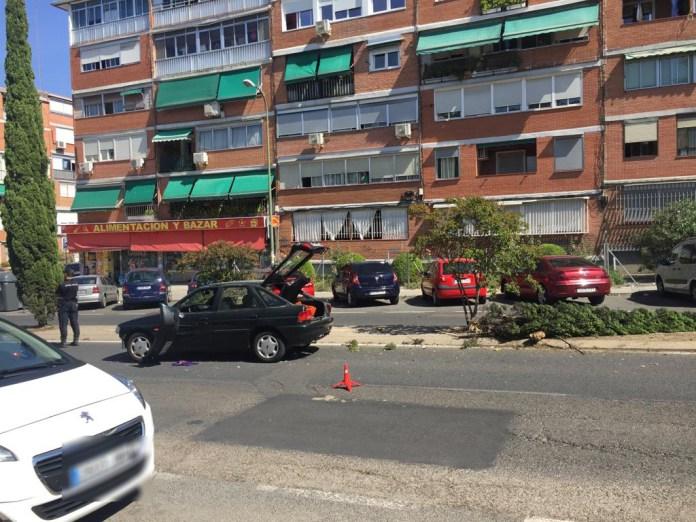 detenidos gasolinera alcorcon