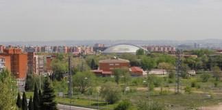 vista general Leganés